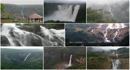 Top 10 Highest Waterfalls in India